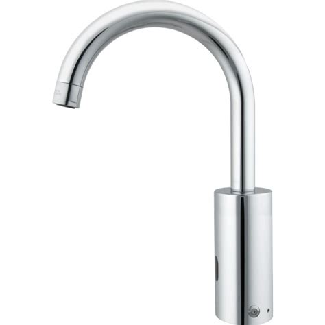 Delta Automatic Faucet by Delta Demd 212lf Chrome Single Bathroom Faucet With