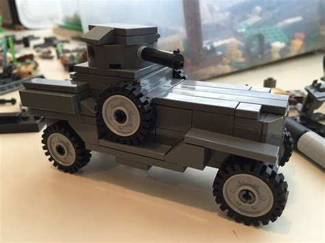 lego rolls royce armored car the s best photos of legoww1 and ww1 flickr hive mind