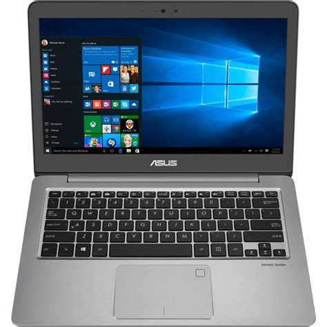 Laptop Asus Zenbook I7 asus zenbook ux310ua gl311r 13 3 quot ultrabook i7 8gb 512gb win 10 pro grey ux310ua gl311r