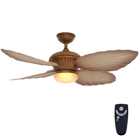 outdoor ceiling fans with remote control home decorators collection tropicasa 54 in indoor outdoor
