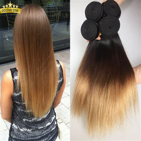 ambre hair on a nlone online buy wholesale light brown ombre bundles from china