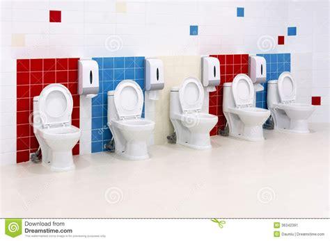 preschool washroom stock image image 36342391