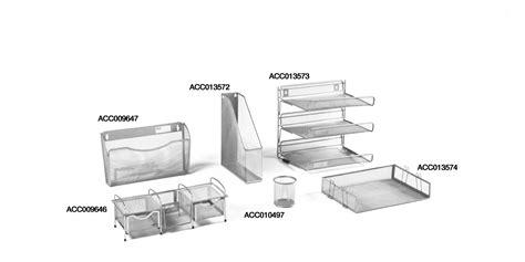 wire mesh desk accessories grey wire mesh desk accessories set arenson office