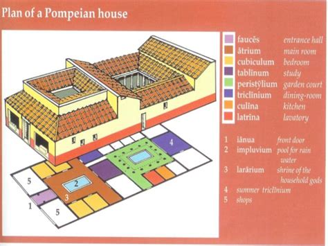 ancient roman villa floor plan roman house floor plan cambridge roman villa plans roman