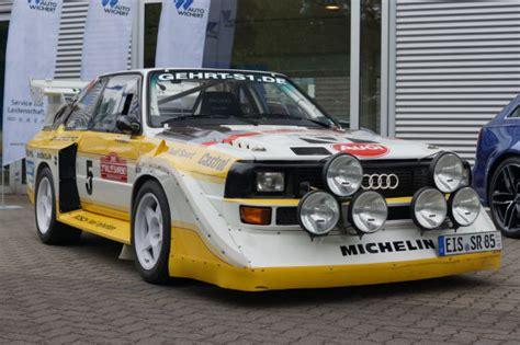 Audi Sport Quattro Kaufen by Audi Sport Quattro S1 Im Test 1985 Mitfahrt Im Gruppe B