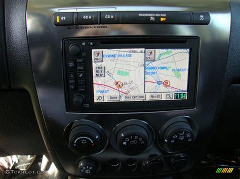 all car manuals free 2007 hummer h3 navigation system 2007 hummer h3 standard h3 model navigation photo 39020423 gtcarlot com