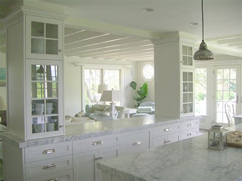 divider between kitchen and living room in your back pocket cabinets to the counter