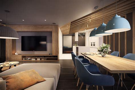 dramatic interior architecture meets decor in