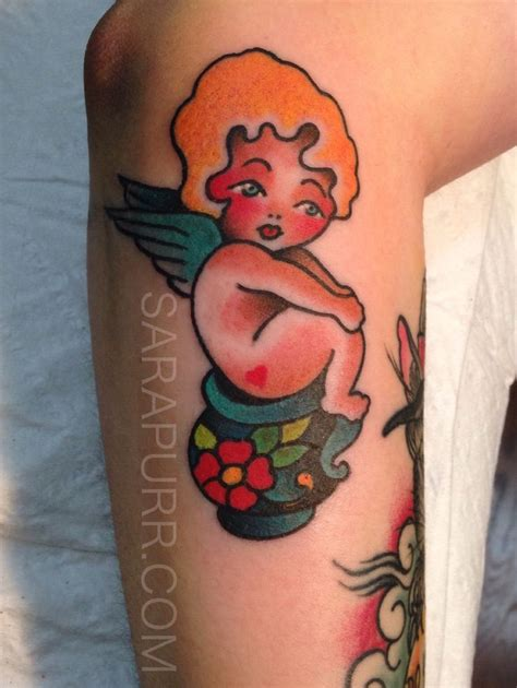 cherub tattoos cupid www imgkid the image kid has it