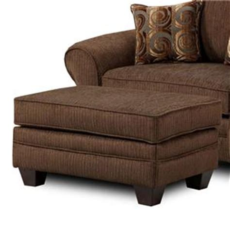 extra large chair with ottoman townhouse mh910 extra wide ottoman bigfurniturewebsite