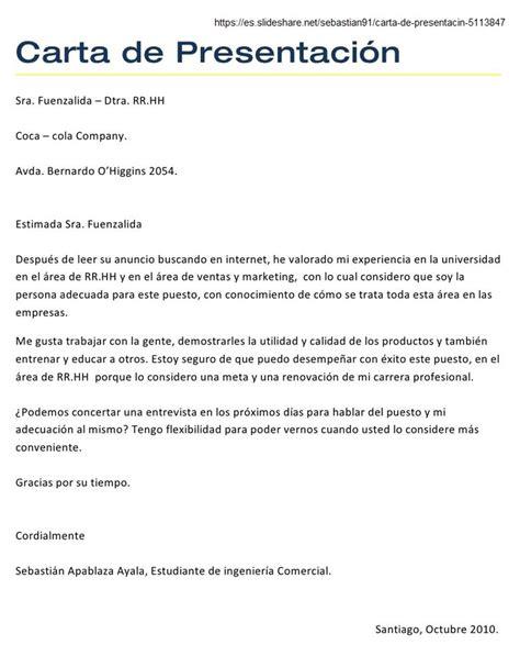 Modelos Carta Presentacion Curriculum Gratis M 225 S De 25 Ideas Incre 237 Bles Sobre Carta De Presentacion Laboral En Carta De