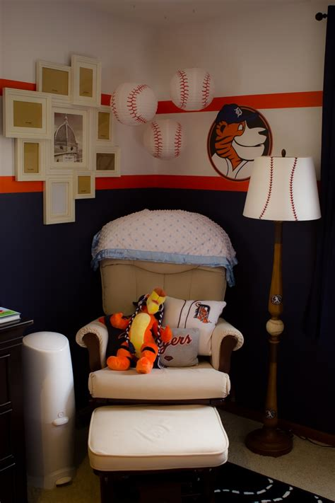 detroit tigers bedroom 8 best detroit tigers baseball room images on pinterest
