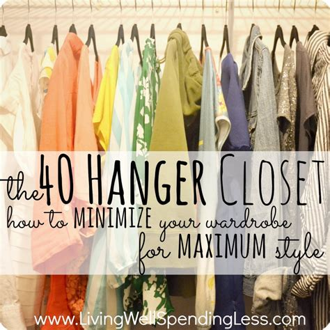 How To Minimize Your Closet by Wardrobe Quotes Quotesgram