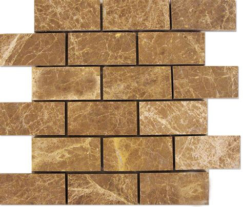 marble wholesale lt emperador marble mosaics 2 215 4 polished wholesale