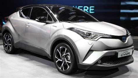Toyota New Suv New Toyota C Hr Crossover Suv Confirmed For Nz Stuff Co Nz