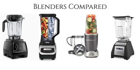 best blender comparison vitamix vs blendtec blenders compared vitamix vs blendtec vs vs nutribullet