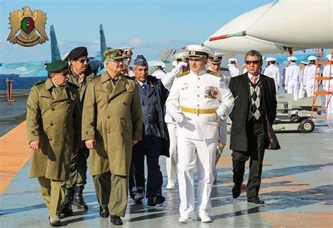 portaerei russa se i russi tornano in armi in libia analisi difesa