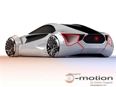 peugeot sport cars peugeot e motion photos photogallery with 5 pics