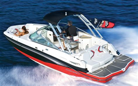 monterey boats support m series