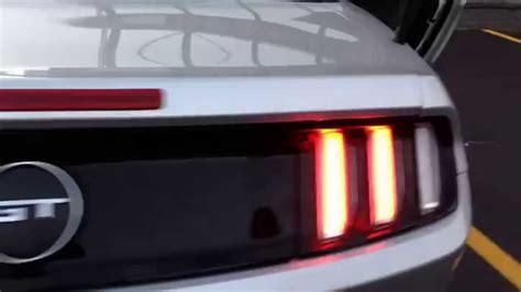 2015 mustang lights 2015 mustang gt taillights