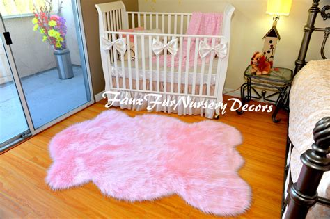 Nursery Area Rug Light Pink Shaggy Sheep In Picture Assorted Area Rugs Nursery