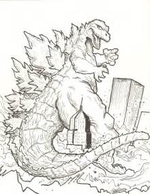 godzilla coloring pages burning godzilla coloring pages coloring pages