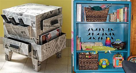 reciclar muebles ideas ideas para reciclar muebles viejos
