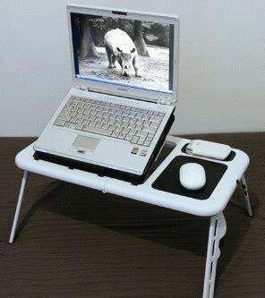 Alat Rumah Tangga Meja Lipat Portable Meja Laptop Plastik Me Lr meja laptop portable our chic shop
