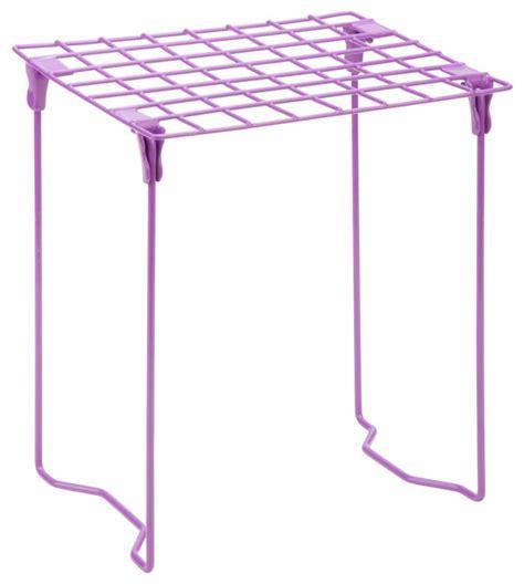 Purple Locker Shelf by Excessory Locker Shelf Purple Modern Storage Cabinets