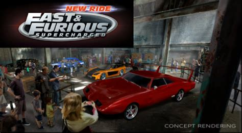 Fast And Furious Universal Orlando | universal orlando spearheading new projects just for you