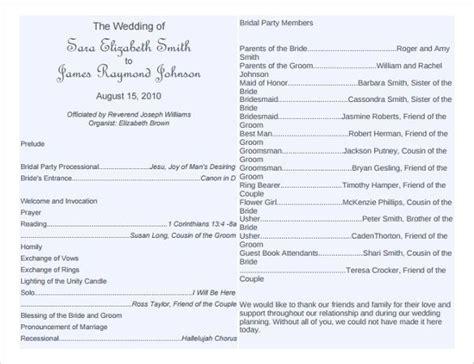 17 best ideas about wedding bulletins on pinterest