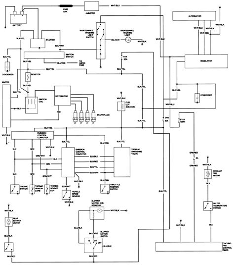 toyota hiace wiring diagram 2003 wiring diagram and