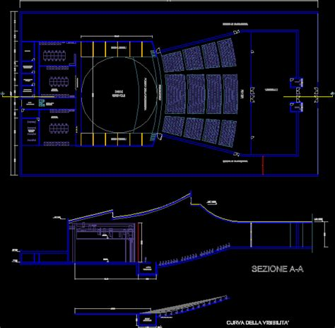auditorium dwg block  autocad designs cad