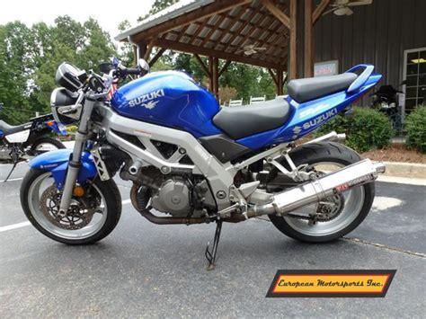 Suzuki Sv1000s 2003 2003 Suzuki Sv1000 Standard For Sale On 2040 Motos