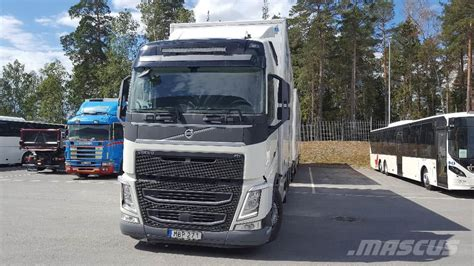 volvo fh 2016 price used volvo fh 13 fj 228 rrbil box trucks year 2016 price
