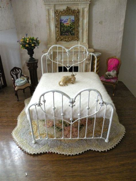Dollhouse Headboard Bed by 17 Best Ideas About Wrought Iron Headboard On Iron Headboard Wrought Iron Beds And