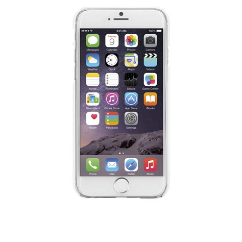 Hp Iphone 6 Transparan image gallery white iphone 6