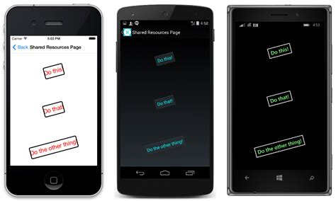 android textview layout weight programmatically set font fontweight in xamarin android by custom text view