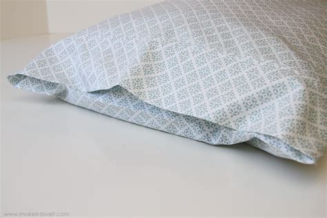 Envelope Closure Pillow envelope closure pillowcase for bed pillows make it