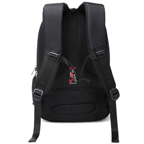Tas Ransel Backpack Visval Majestic Black tigernu tas ransel backpack waterproof black blue jakartanotebook