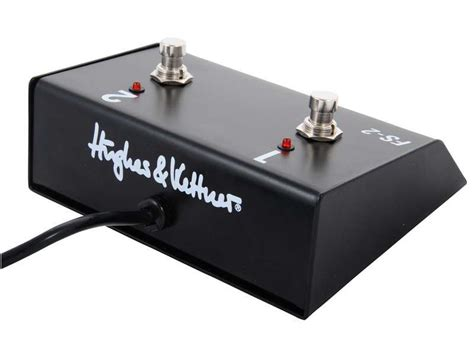 Chint Foot Switch Yblt Fs 2 hughes and kettner fs2 2 way footswitch lifier footswitch reidys