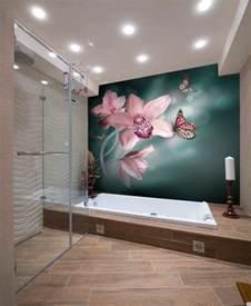 papier peint pour salle de bain 45 id 233 es magnifiques