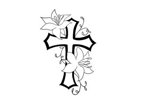 the 25 best cross tattoo designs ideas on pinterest
