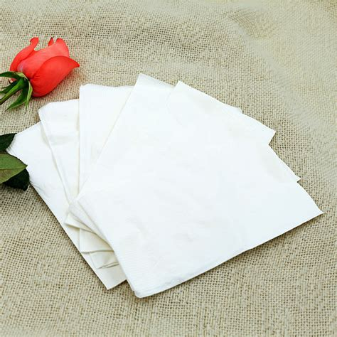 Folding Paper Napkins For - folding tissue paper napkins printed decorative