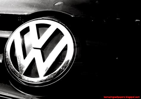 volkswagen logo black volkswagen logo black background amazing wallpapers
