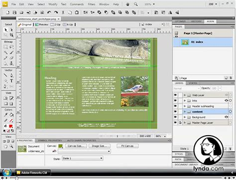web layout fireworks tutorial adobe illustrator cs4 free tutorials illustrator cs4