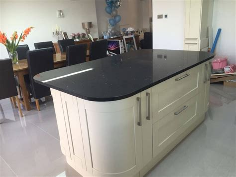 Quartz Kitchen Worktops Review by Nero Stella Rock And Co Granite Ltd