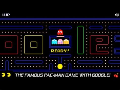 doodle 4 pacman play pac with doodle hd