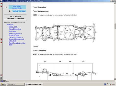 ford usa technical services 2004 2005 repair manuals download wiring diagram electronic parts ford usa technical services 2000 2004