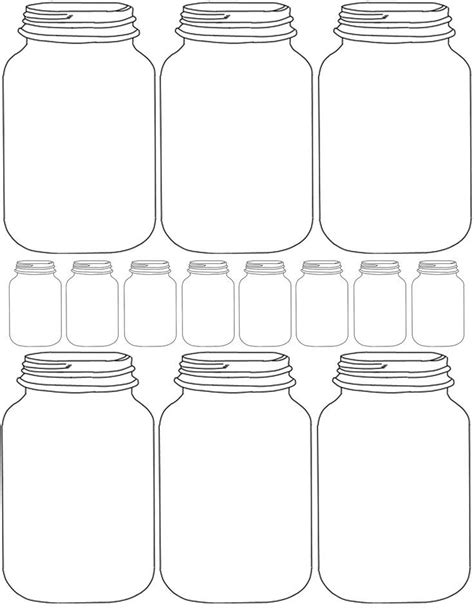 jar tags template the world s catalog of ideas